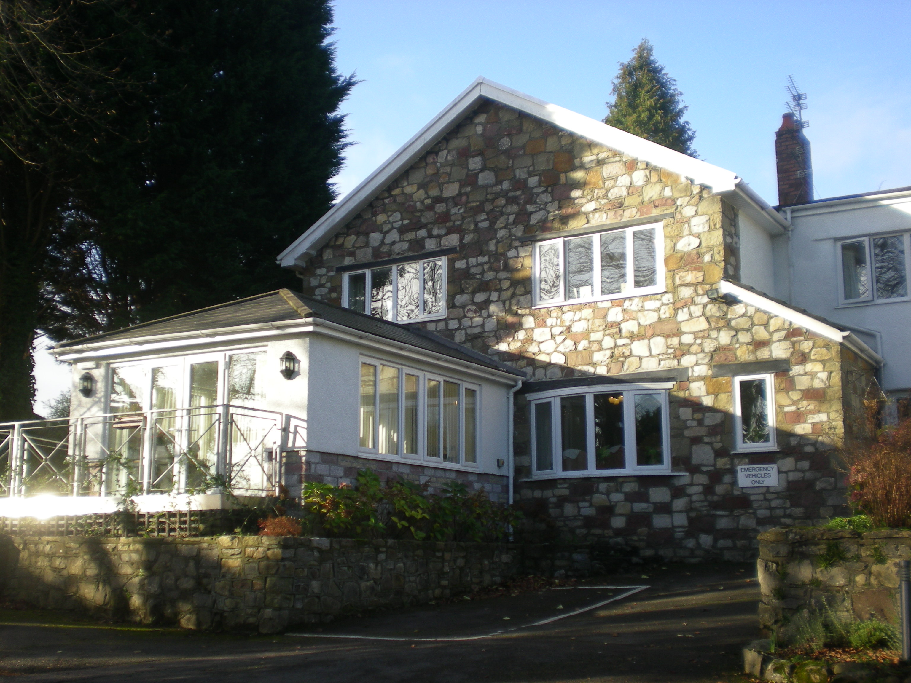 residential care home newport